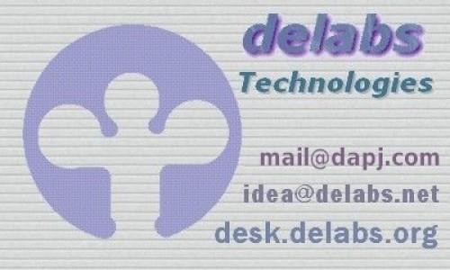 delabs contact card